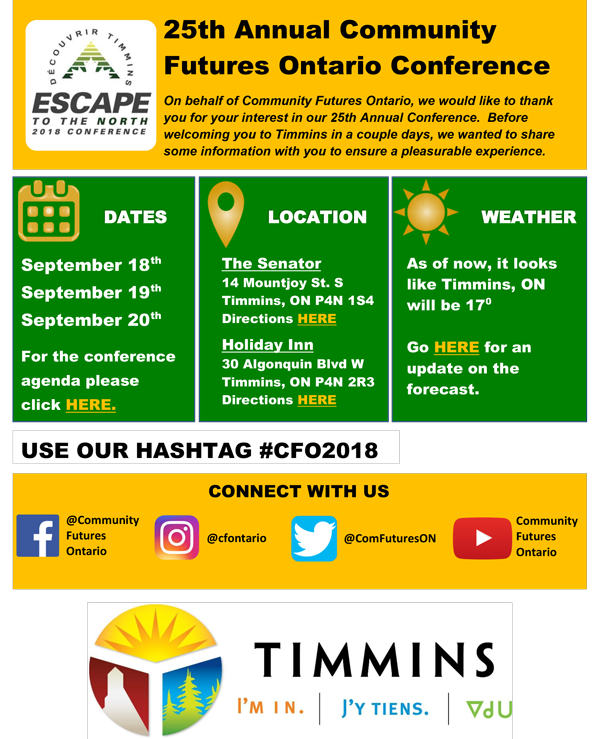 25th Annual Conference Infographic revised 1